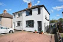 Main Photo of a 3 bedroom  Semi Detached House for sale